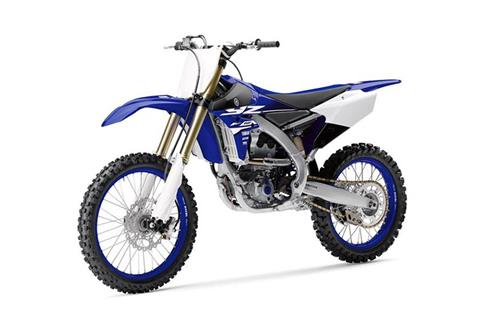 2018 Yamaha YZ250F in Fairview, Utah