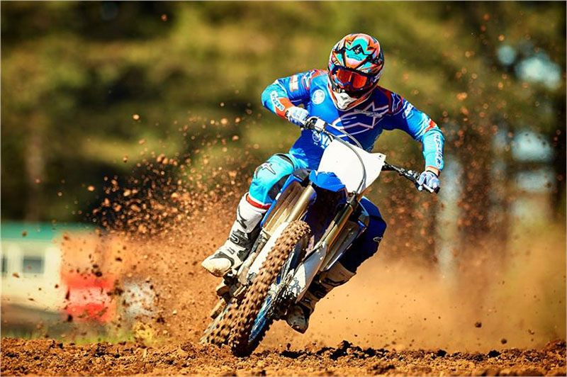 2018 Yamaha YZ250F in Santa Maria, California - Photo 10