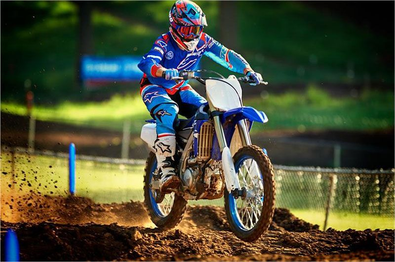 2018 Yamaha YZ250F in Johnson City, Tennessee