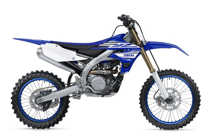 2019 Yamaha YZ250F in Goleta, California