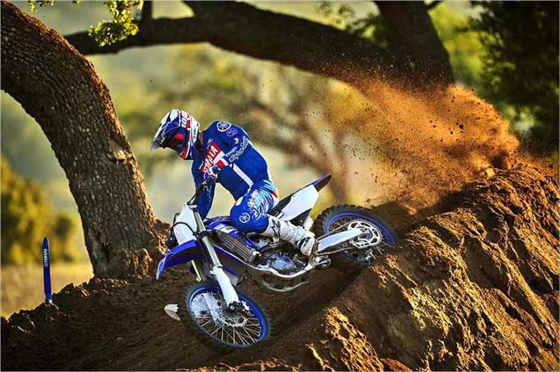 2019 Yamaha YZ250F in Coloma, Michigan