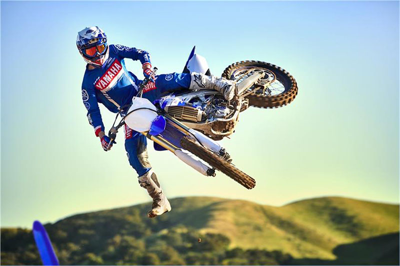 2019 Yamaha YZ250F in Hendersonville, North Carolina