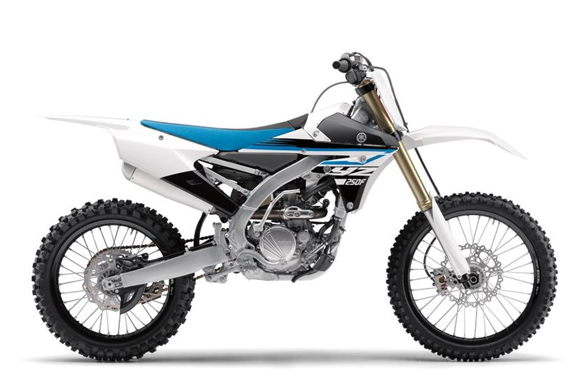 2018 Yamaha YZ250F in Phillipston, Massachusetts