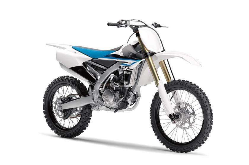 2018 Yamaha YZ250F in Fontana, California