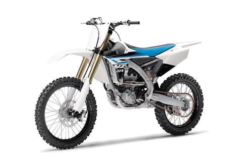2018 Yamaha YZ250F in Berkeley, California