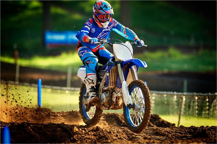 2018 Yamaha YZ250F in Greenville, South Carolina