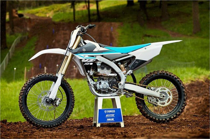 2018 Yamaha YZ250F in Huntington, West Virginia
