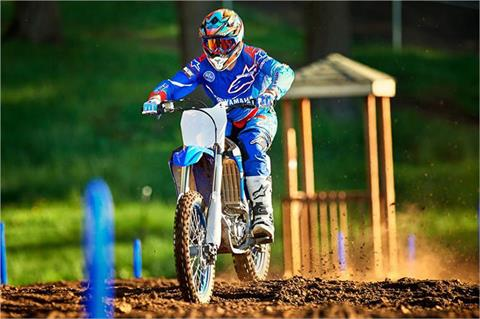 2018 Yamaha YZ250F in Dimondale, Michigan