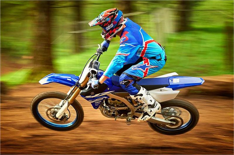 2018 Yamaha YZ250F in Rock Falls, Illinois