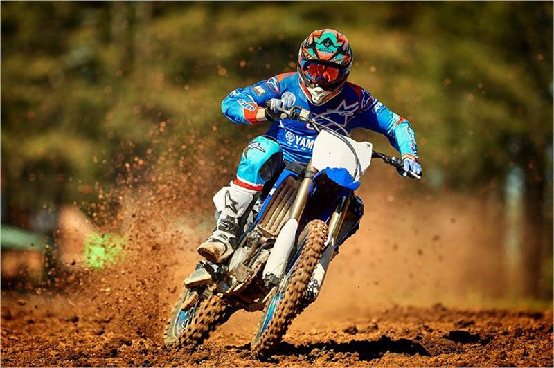 2018 Yamaha YZ250F in Greenville, North Carolina