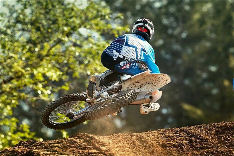 2018 Yamaha YZ250F in Goleta, California