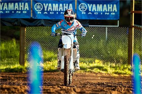2018 Yamaha YZ250F in Deptford, New Jersey