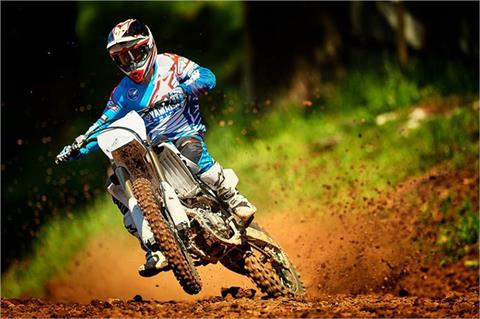 2018 Yamaha YZ250F in Northampton, Massachusetts