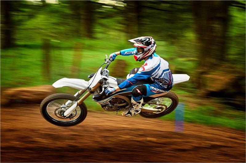 2018 Yamaha YZ250F in Unionville, Virginia