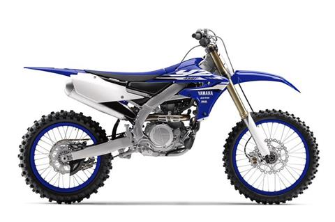 2018 Yamaha YZ450F in Moses Lake, Washington