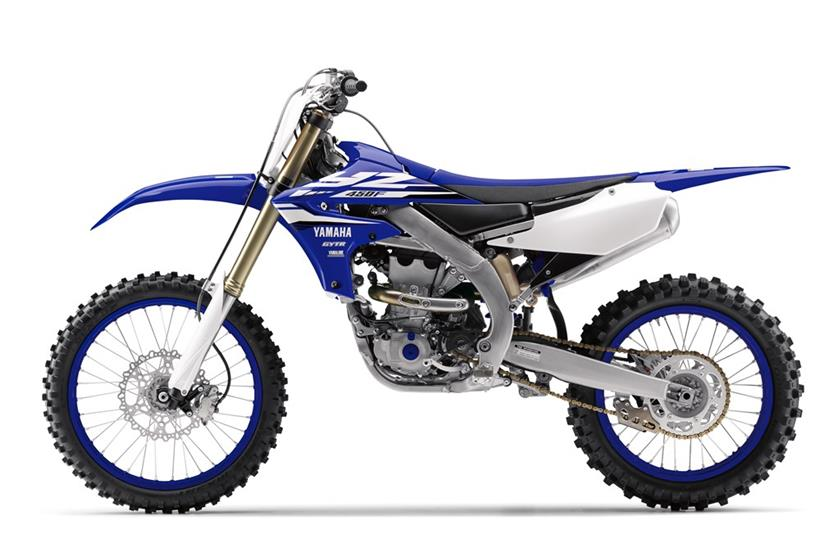 2018 Yamaha YZ450F in Chesterfield, Missouri