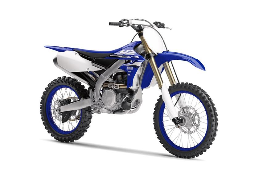 2018 Yamaha YZ450F in Hendersonville, North Carolina