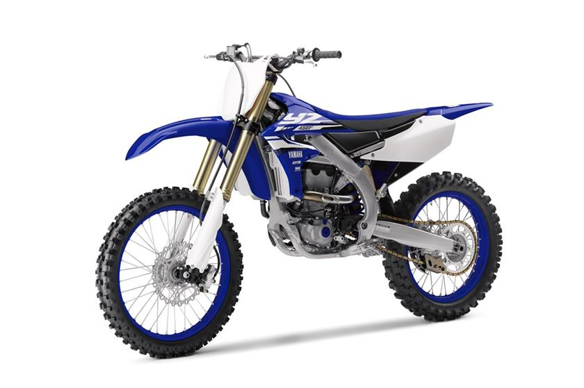 2018 Yamaha YZ450F in Asheville, North Carolina