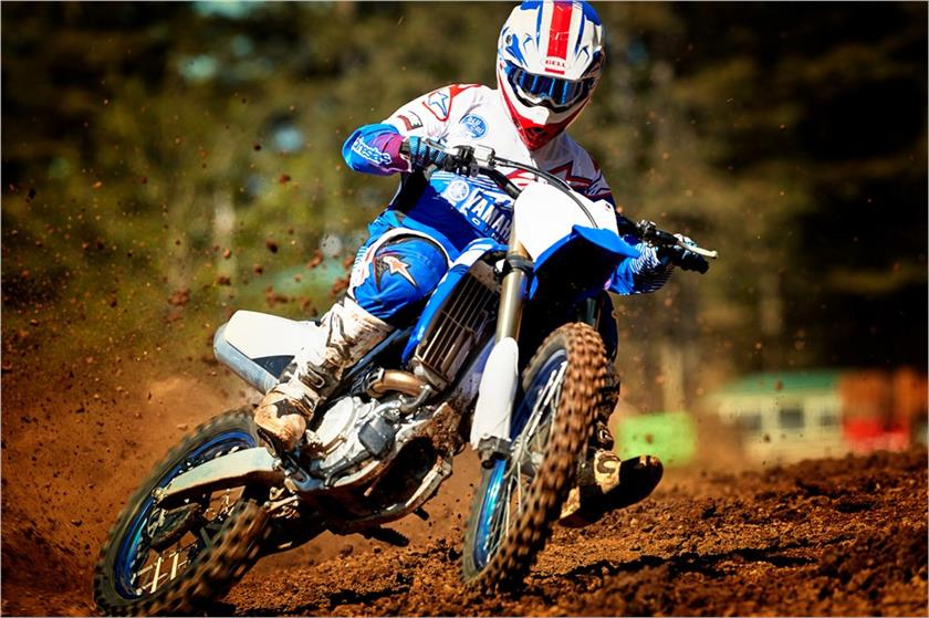 2018 Yamaha YZ450F in San Jose, California