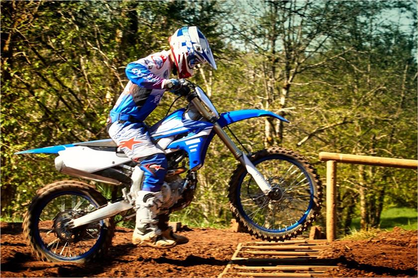 2018 Yamaha YZ450F in Cumberland, Maryland