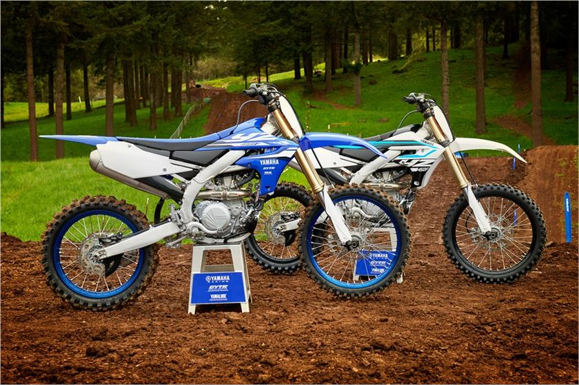 2018 Yamaha YZ450F in Danville, West Virginia