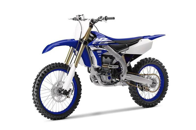 2018 Yamaha YZ450F in Victorville, California