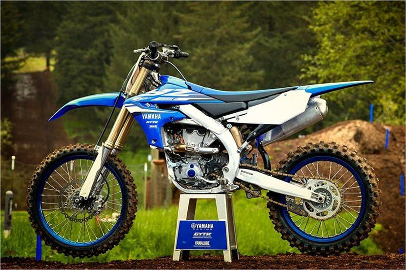 2018 Yamaha YZ450F in Pompano Beach, Florida