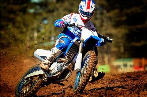 2018 Yamaha YZ450F in Northampton, Massachusetts