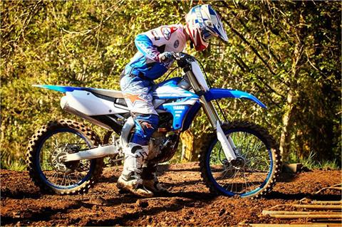 2018 Yamaha YZ450F in Johnson Creek, Wisconsin