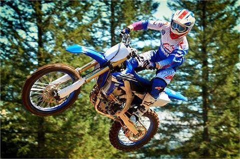 2018 Yamaha YZ450F in Sacramento, California