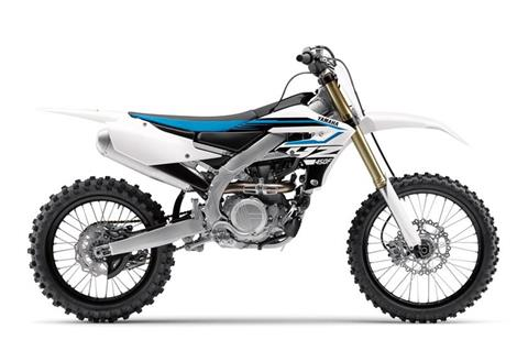2018 Yamaha YZ450F in Lewiston, Maine