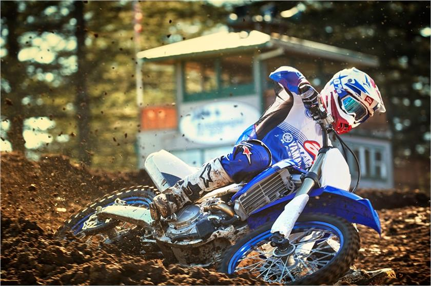2018 Yamaha YZ450F in North Royalton, Ohio