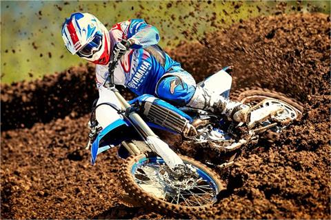 2018 Yamaha YZ450F in Garberville, California