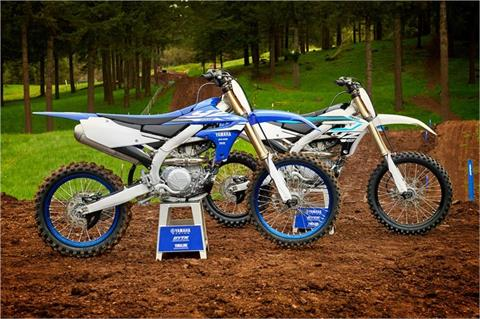2018 Yamaha YZ450F in Monroe, Washington