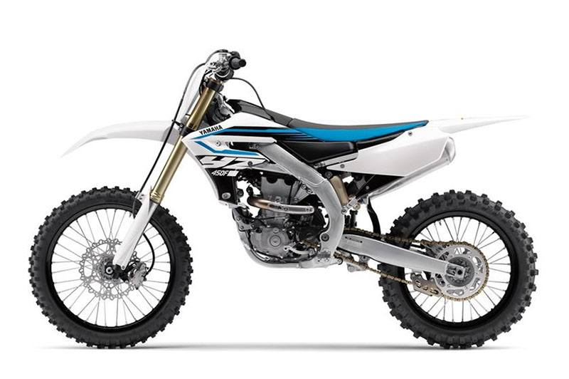 2018 Yamaha YZ450F in Utica, New York