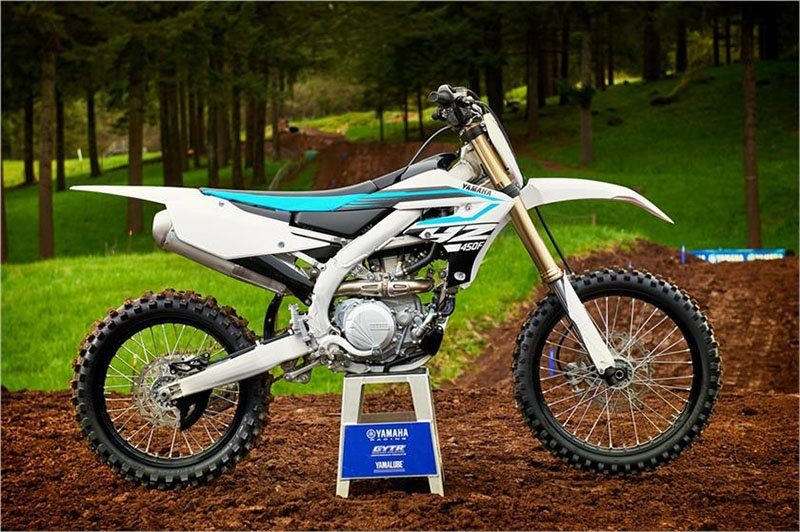 2018 Yamaha YZ450F in Mineola, New York
