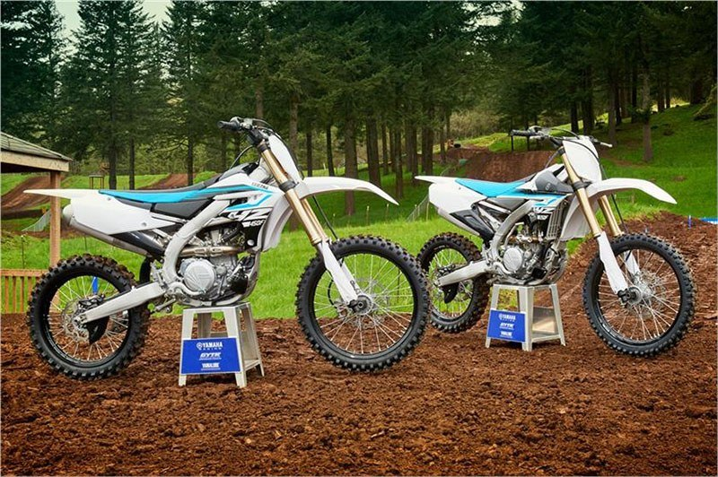 2018 Yamaha YZ450F in Olympia, Washington - Photo 6