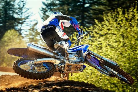 2018 Yamaha YZ450F in Merced, California