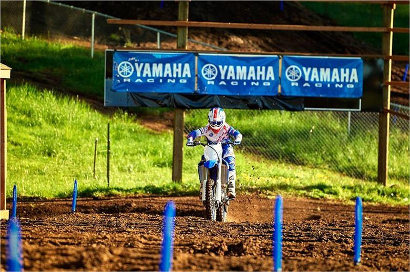2018 Yamaha YZ450F in Greenville, North Carolina