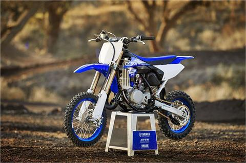 2018 Yamaha YZ65 in Coloma, Michigan