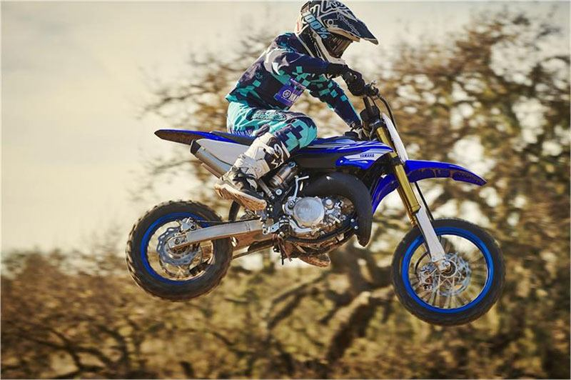 2018 Yamaha YZ65 in Victorville, California