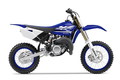 2018 Yamaha YZ85 in Goleta, California