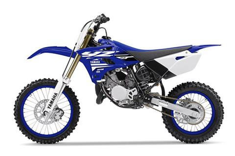 2018 Yamaha YZ85 in Port Washington, Wisconsin