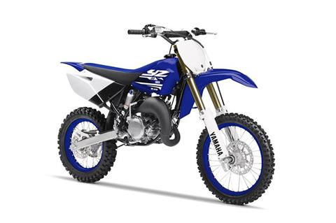 2018 Yamaha YZ85 in Victorville, California