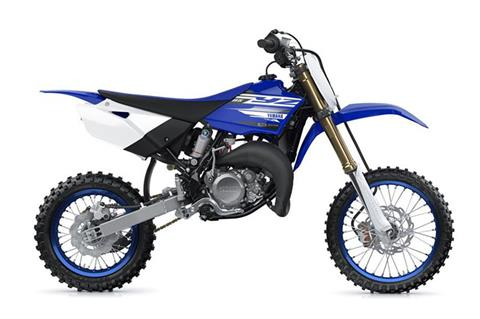 2019 Yamaha YZ85 in Baldwin, Michigan