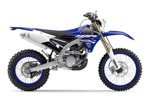 2018 Yamaha WR250F in Sacramento, California