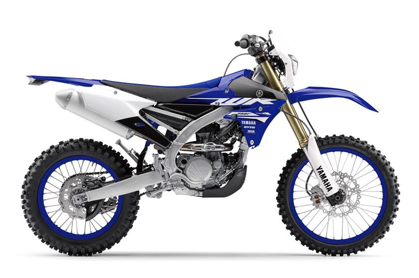 2018 Yamaha WR250F in Lewiston, Maine