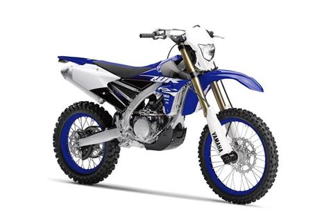 2018 Yamaha WR250F in Johnson Creek, Wisconsin
