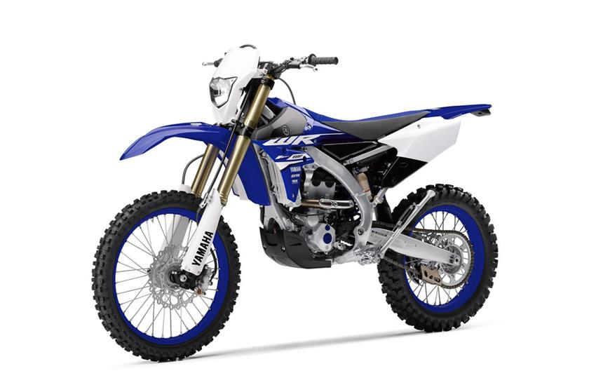 2018 Yamaha WR250F in Sumter, South Carolina