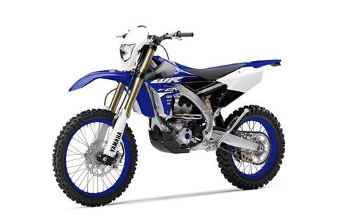 2018 Yamaha WR250F in Santa Fe, New Mexico